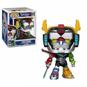 Pop 6 Animation Voltron Voltron