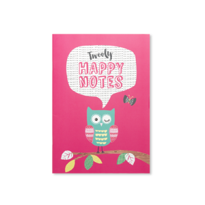 Twooly Fabulous A5 Notebooks Set of 2 Mixed