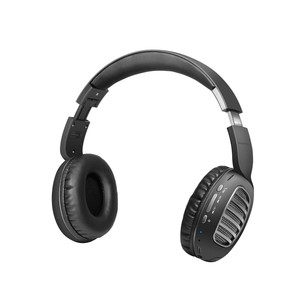Promate Headset Noise Cancellation Built In Mic Silver