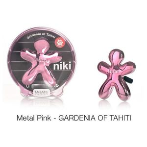 Niki Metal Pinkgardenia Of Tahiti