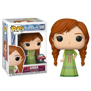 Pop Disney Frozen 2 Anna Nightgown Exc