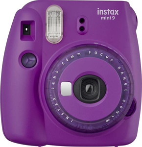 Fujifilm Instax Mini 9 46 X 62 Mm Purple