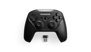 Steelseries Stratus Duo Gamepad Android,Pc Analogue / Digital Bluetooth Black