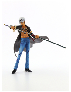 Bandai One Piece Trafalgar Law [Dressrosa Version]