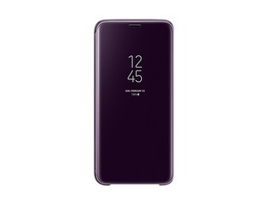 Samsung S9 Clear View Standing Cover Orchid Gray