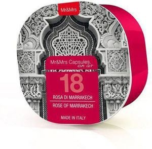 Mr & Mrs Capsules Set 2 Pcs Rose Of Morocco