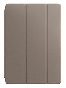 Apple Leather Smart Cover Taupe For iPad Pro 10.5-Inch
