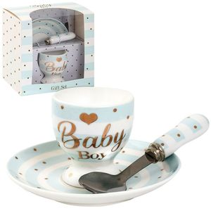 Mad Dots Baby Boy Gift Set