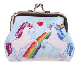 Fun Tic Tac Unicorn Purse