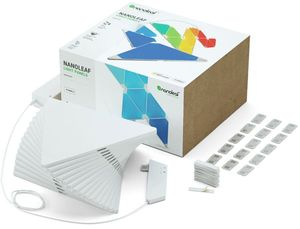 Nanoleaf Light Panels Smarter Kit Rhythm Edition 15 Panels + 1 Controller