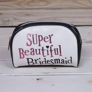 Bsmh64 Super Beautiful Bridesmaid Cosmetic