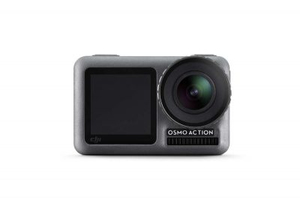 Dji Osmo Action Action Sports Camera Full Hd Cmos 12 Mp 25.4 / 2.3 Mm (1 / 2.3) Wi-Fi 124 G