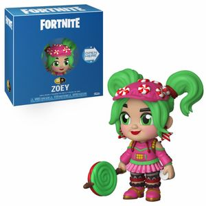 5 Star Fortnite Zoey