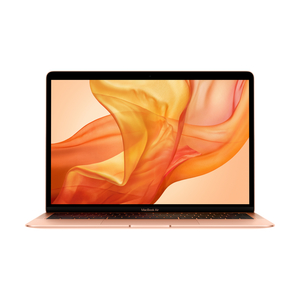 Macbook Air 13-Inch Gold 1