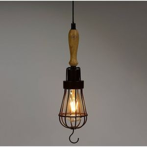 Vintage Workman's Light