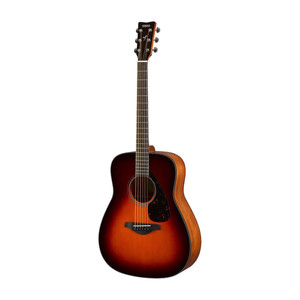 Yamaha FG800 Acoustic Guitar Brown Sunburst