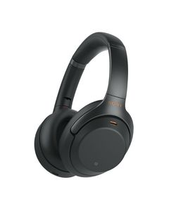 Sony Wh-1000Xm3 Wireless Noise-Canceling Headphones Black