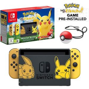 Nsw PokéMon Pikachu Console Software Poke Ball Plus