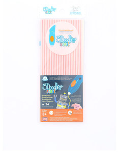 3Doodler Start Plastic Packs Baby Pink Pastel