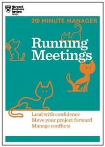 20 Minute Manager Running Meetings