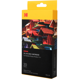 Kodak Pmc-20 Photo Paper