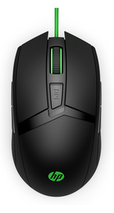 HP 300 Mouse USB Optical 5000 Dpi Ambidextrous