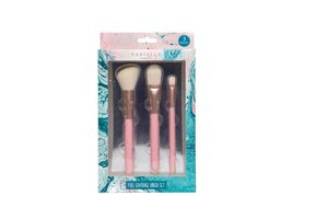 Fantasy Marble 3 Pc Brush Set
