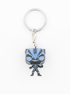 Funko Pop Black Panther Erik Killmonger Vinyl Keychain