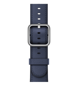 Apple Midnight Blue Classic Buckle Apple Watch 42mm