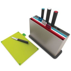 Joseph Joseph Index Chopping Board+Knive