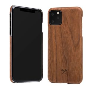 Woodcessories Slim Case for iPhone 11 Pro Max Walnut