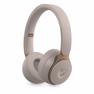 Beats Solo Pro W L Headphones Grey