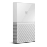 Western Digital My Passport 1000GB White external hard drive