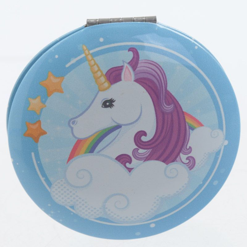 Fun Collectable Unicorn Compact Mirror
