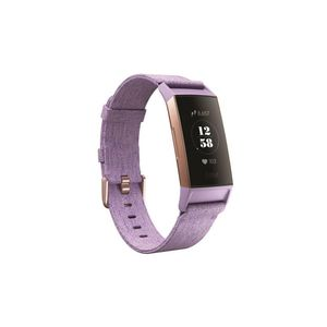 Fitbit Charge 3 Wristband activity tracker Rose Gold OLED