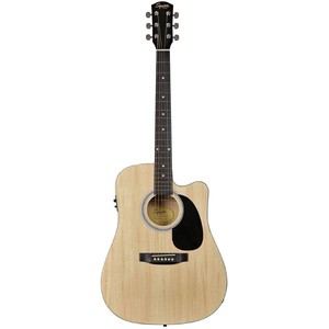 930307021 Sa 105Ce Fender Guitar Natural