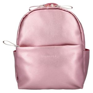 Top Model Backpack Pink Shiny