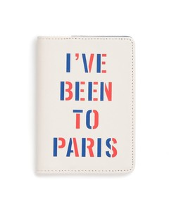 Getaway passport holder i ve been to paris