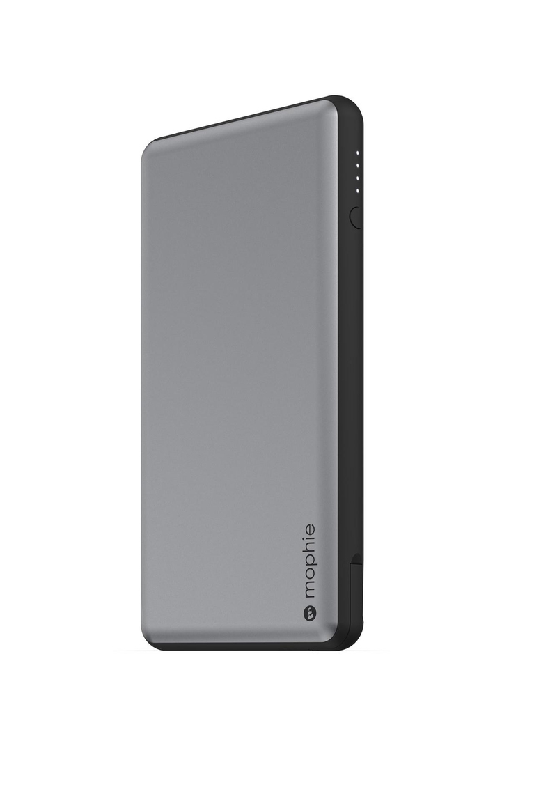 sale retailer ed9b6 10fff Mophie Powerstation Plus Space Grey 12000MaH With Lightning Connector Power  Bank