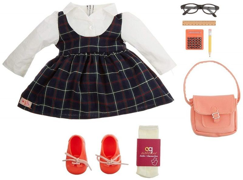 Deluxe School Uniform Outfit