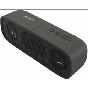 Aukey Portable Wireless Speaker Black