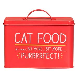 Cat Food Tin Bit More Bit More Purfect