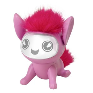 Pooki Eyes Pink B O Interactive Toy