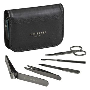 Manicure Set Black Brogue Monkian