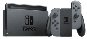 Nintendo Switch Joy‑Con portable game console Grey 15.8 cm (6.2 Inch) 32 GB Wi-Fi