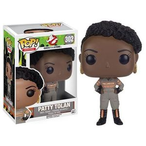Pop Vinyl GhosTBusters 2016 Patty Tolan
