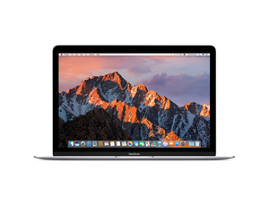 MacBook Retina 12-inch Silver 1.2GHz dual-core Intel Core M3/256GB Arabic/English