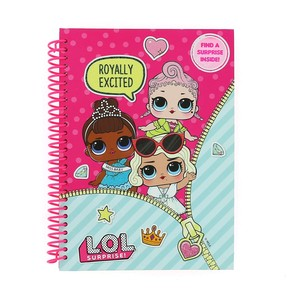 L.O.L. Surprise Notebook A5
