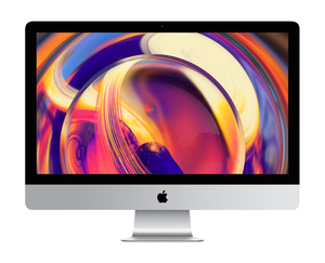 iMac 27-inch 5K Retina 2TB 3.7GHz 6-Core 9th-Gen Intel Core i5 Arabic/English