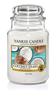 Yankee Candle Classic Jar Coconut Splash [Large]
